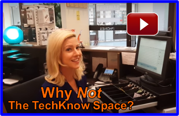 Why Not TechKnow Space