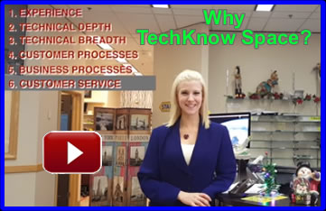 Why The TechKnow Space video