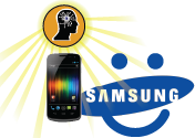 Authorized Samsung Galaxy Nexus Smartphone Repair - Toronto and Mississauga Repair Centre Locations - Screen, charging port, battery, headphone jack, and other components replacement, 7 days a week.