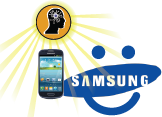 Authorized Samsung Galaxy S3 Mini Repair - Toronto and Mississauga Repair Centre Locations - Screen, charging port, battery, headphone jack, and other components replacement, 7 days a week.