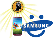 Authorized Samsung Galaxy S4 Repair - Toronto and Mississauga Repair Centre Locations - Screen, charging port, battery, headphone jack, and other components replacement, 7 days a week.