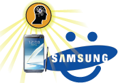 Authorized Samsung Galaxy Note 2 II Repair - Toronto and Mississauga Repair Centre Locations - Screen, charging port, battery, headphone jack, and other components replacement, 7 days a week.