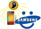 Authorized Samsung Galaxy Note 3 III Repair - Toronto and Mississauga Repair Centre Locations - Screen, charging port, battery, headphone jack, and other components replacement, 7 days a week.