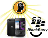 Blackberry Phone Repair - Toronto and Mississauga Repair Centre Locations - Screen, charging port, battery, headphone jack, and other components replacement available 7 days a week.