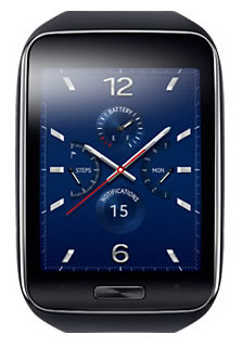 Samsung Galaxy Gear S repair and screen replacement at TechKnow Space. 2 Convenient locations to serve you: Toronto near Rogers Centre and Mississauga across from Square One Shopping Mall.