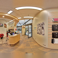 Techknow Space Mississauga Store Wide Angle view