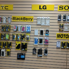 BlackBerry and LG Phone Accessories for Sale