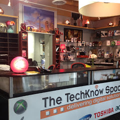 Techknow Space Toronto Front Desk
