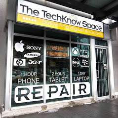 Techknow Space Toronto Store Front View