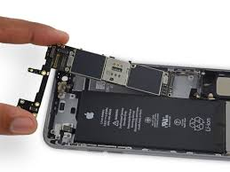 iPhone Internal components