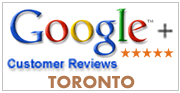 Google Plus Customer Reviews Toronto